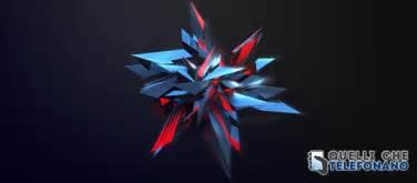 Facets, sfondi geometrici in HD