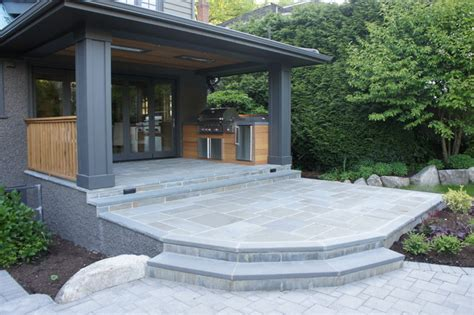 outdoor kitchen patio vancouver