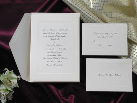 Birchcraft Wedding Invitations wedding invitations birchcraft studios 1