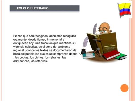 imagenes folclor literario trabajo folclor presentado por alejandra cardenas