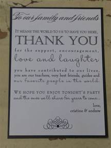 Wedding Shower Thank You Wording by The 25 Best Wedding Thank You Wording Ideas On