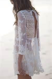 Bohemian wedding boho lace dress 2047866 weddbook