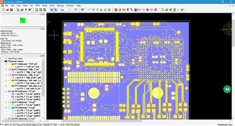 Collection of Gerber Software | Gerber To Pcb Assembly And Aoi ...