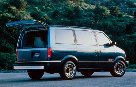 1993 chevrolet astro lt extended minivan cl11006 zw9