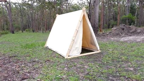 build an a frame viking a frame tent youtube