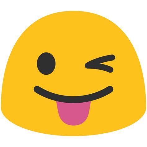 emoji video download file emoji u1f61c svg wikimedia commons