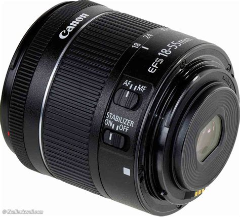 Tutup Lensa Canon 18 55mm canon 18 55mm f 4 5 6 stm review