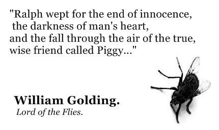lord of the flies theme quotes with page numbers lord of the flies piggy quotes with page numbers about