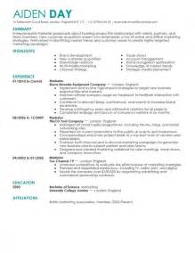 10 free resume templates 2016 you can use writing