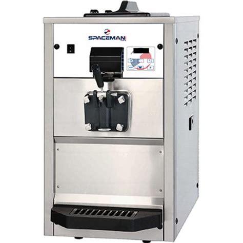 Countertop Machine by Spaceman 6236h Countertop High Volume Soft Serve