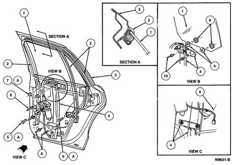 free download parts manuals 2002 ford excursion windshield wipe control car window parts diagram car free engine image for user manual download