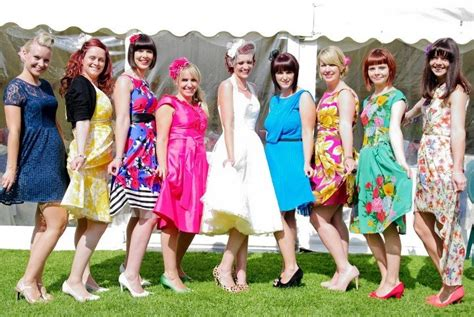 hairstyles for hen party vintage hen party