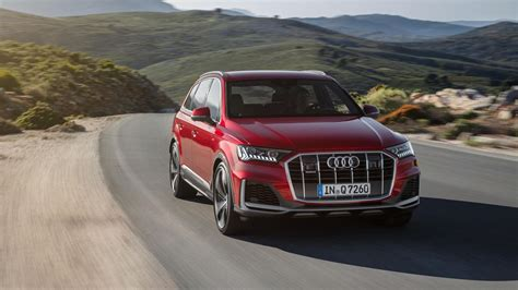 when does 2020 audi q7 come out audi s q7 gets big updates for 2020 roadshow