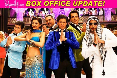 new year box office happy new year box office collection shah rukh khan and