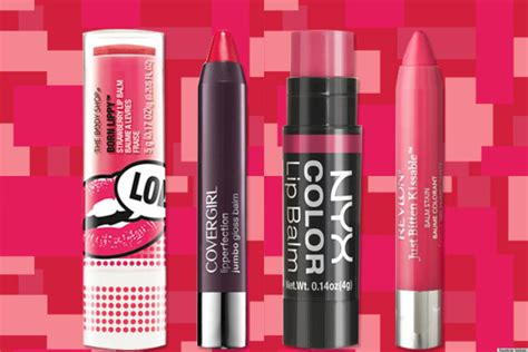 9 Of My Favorite Lip Products by Tinted Lip Balm Challenge We Put The Best Brands To The