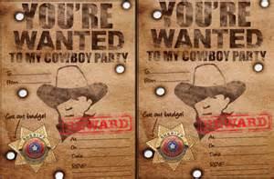 cowboy party ideas goodtoknow