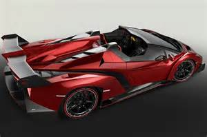 The Lamborghini Veneno Roadster 2014 Lamborghini Veneno Roadster Machinespider