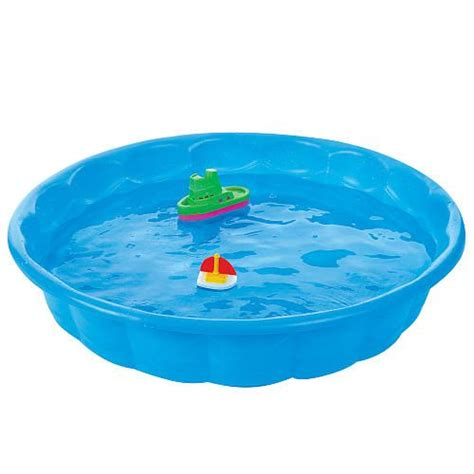 Backyard Pools Toys R Us Sizzlin Cool 3 Blue Wading Pool Baby Pool Toys And