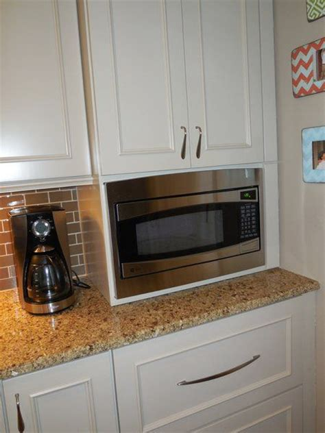built in cabinet microwave 8 best images about microwave on stove