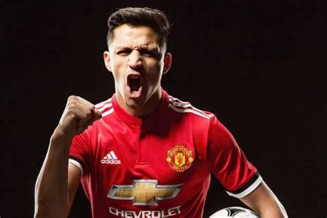 alexis sanchez number history what manchester united number 7 jersey means to me