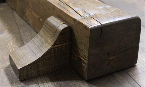 Corbels Toronto custom barn beam mantel with corbels rebarn toronto sliding barn doors hardware mantels