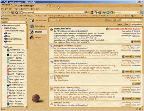 firefox themes manager 30 best firefox themes of all time