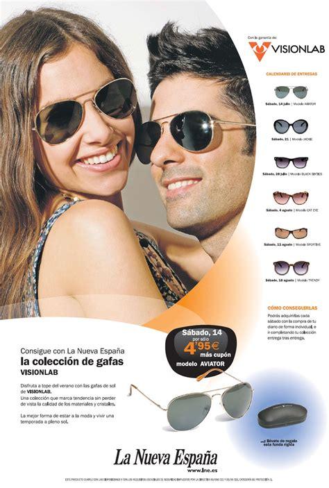 las gafas de la la colecci 243 n de gafas visionlab promociones la nueva espa 241 a la nueva espa 241 a