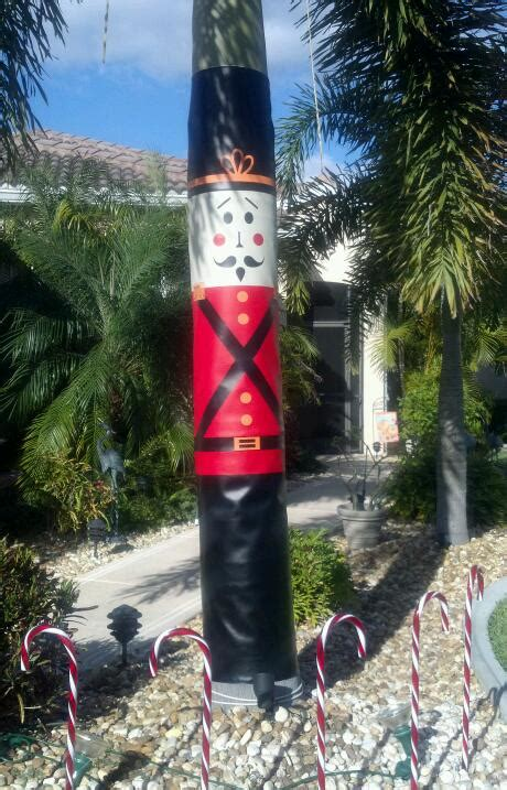 christmas column wraps soldier column wrap allenhomedesign