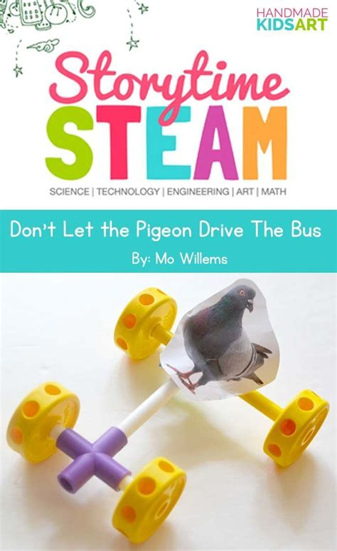 Stem Pigeon by Storytime Steam With Don T Let The Pigeon Drive The