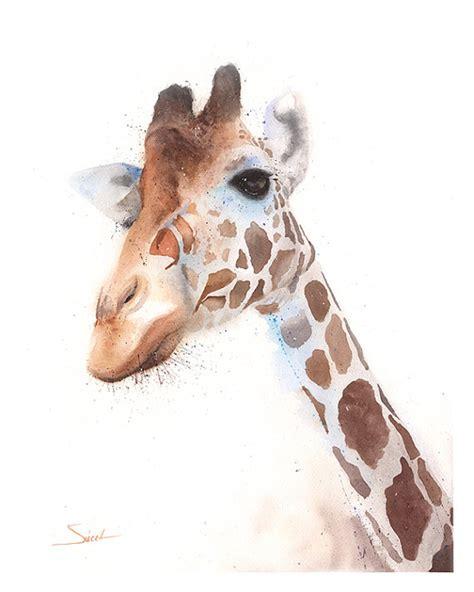 painting of zoo animals giraffe print animal print giraffe painting giraffe decor