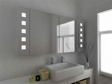 bathroom mirror cabinet with lights and shaver socket some excellent led bathroom mirrors with shaver socket exles and ideas interior