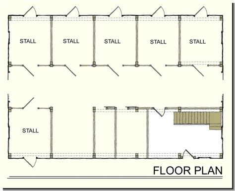 Horse Barn Plans Myideasbedroom Com | horse barn plans 2 how many horses you are going to keep