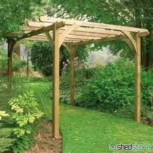 10 X 10 Pergola Kit by 10 X 10 3 05x3 05m Arbour Plus Premium Garden Pergola