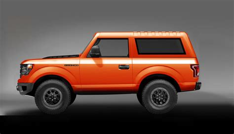ford bronco the legendary 2018 ford bronco will come back