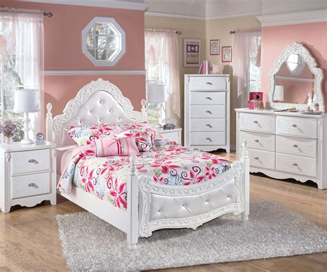 Full Bedroom Sets For Girls Exquisite Full Size Poster Bed Beds Ashley Furniture