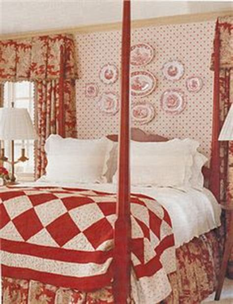 red country bedroom 1000 images about red white quilts or two color on