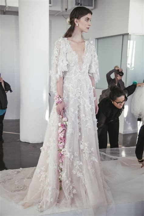 25  best ideas about Marchesa bridal on Pinterest