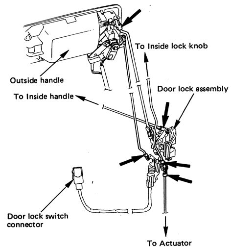 how do i remove power door lock switch from a 2007 bentley azure how do i remove power door lock switch from a 1988 mercury grand marquis repair guides