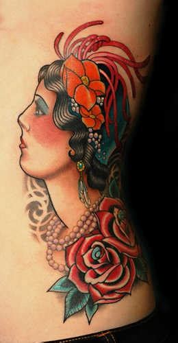 rose tattoo on rib cage 13 best cover up ideas images on