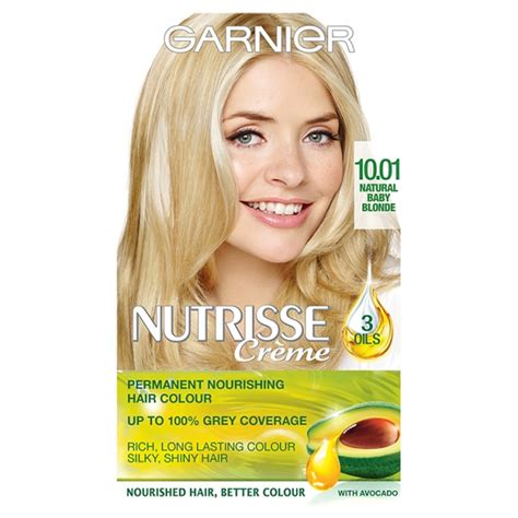 model commercial garnier garnier fructis blonde model garnier nutrisse natural baby