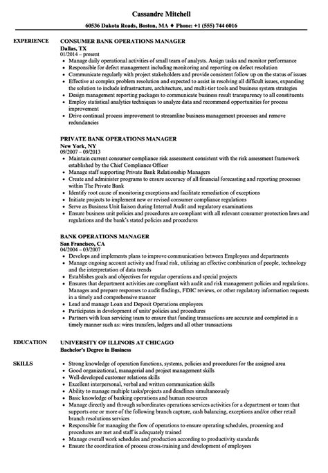 bank resume examples free resume templates