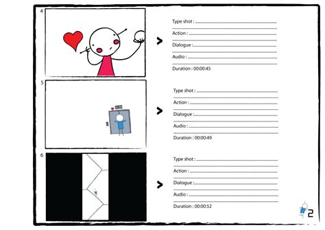storyline templates animation for clean up storyline