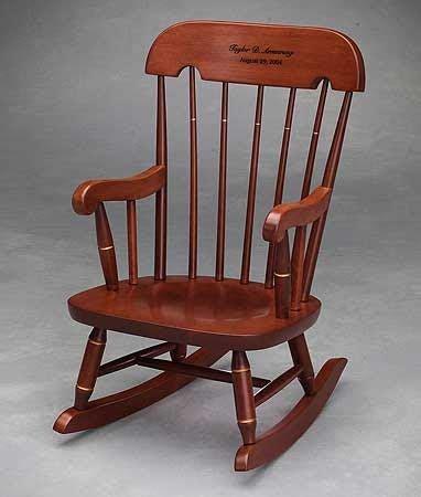 samsy kids rocking chair wood plans