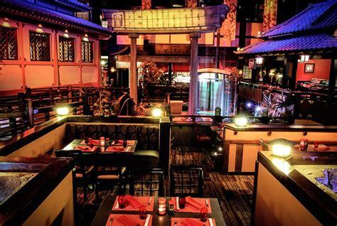 Tiki Hut Bar And Grill Benihana Hibachi In Las Vegas At Westgate Resort Amp Casino