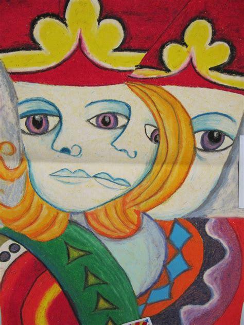 unique picasso paintings pastel gmg