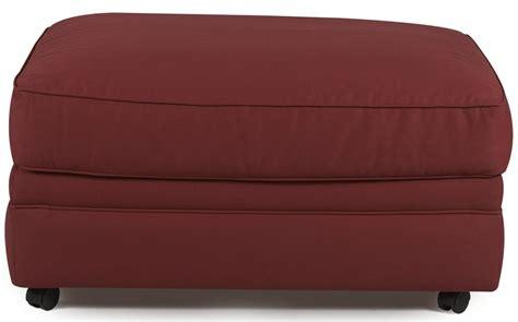 comfy ottoman klaussner comfy casual rectangular ottoman olinde s