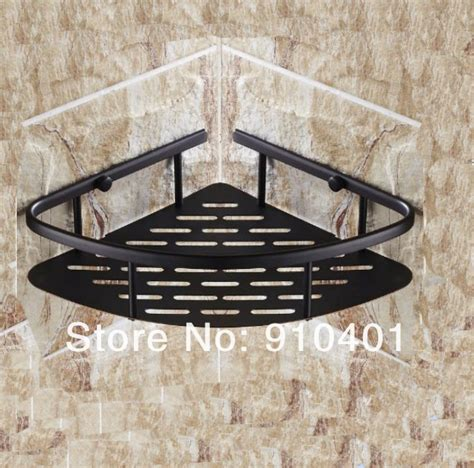 Rubbed Bronze Corner Shower Shelf by Wholesale And Retail Promotion New Luxury Rubbed