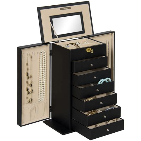 Handcrafted Leather Products - best choice products handcrafted leather jewelry box