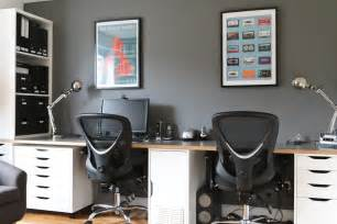 complete workstation desk home office ikea hack ikea table murale rabattable 224 faire chez soi en 20 id 233 es cr 233 atives