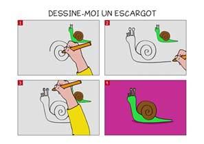 apprendre 224 dessiner un escargot en 3 233